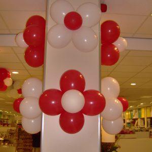 Ballonbloemen