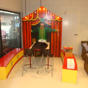 Schminktheater-Circus