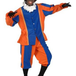 Zwarte Piet compleet