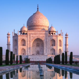 Decordoek Taj Mahal