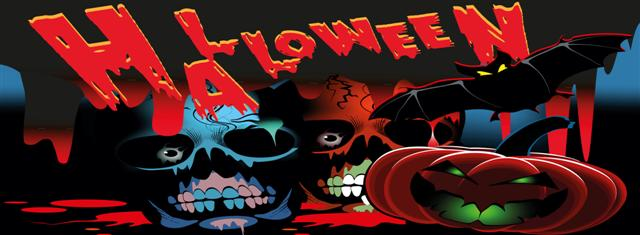 Decordoek Halloween 2