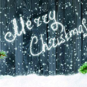 Decordoek Kerst